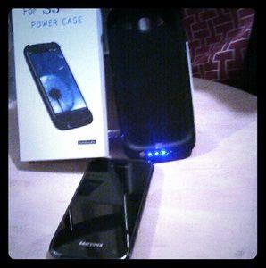 Samsung Galaxy SIII  external case BATTERY